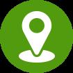 localisations des départements Gard et Herault
